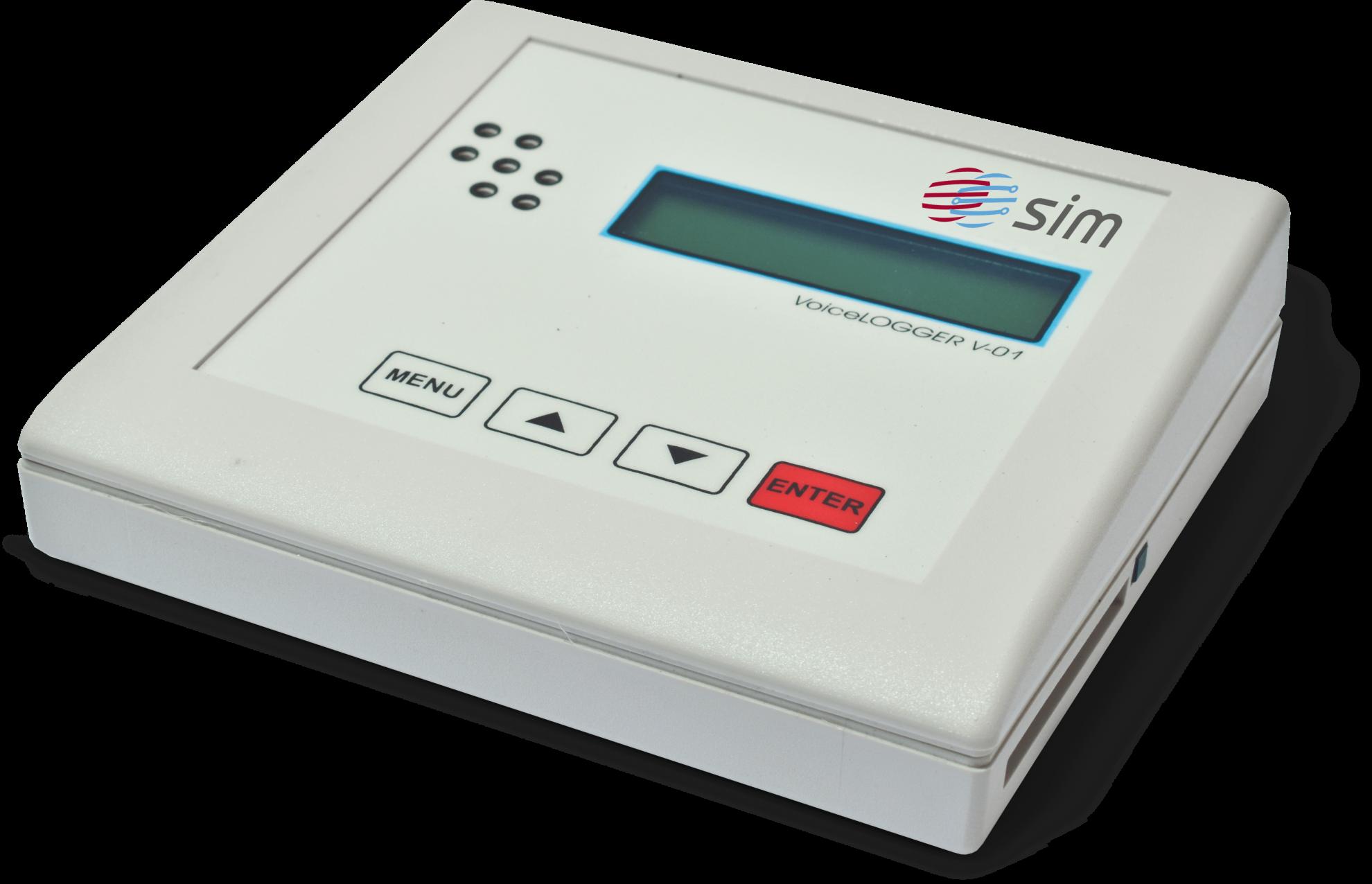 Едноканални записващи устройства на разговори VoiceLogger