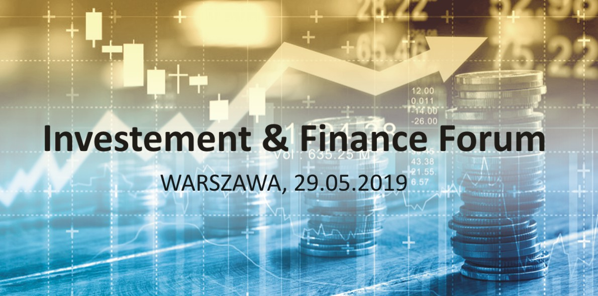 Partner konferencji Investement & Finance Forum