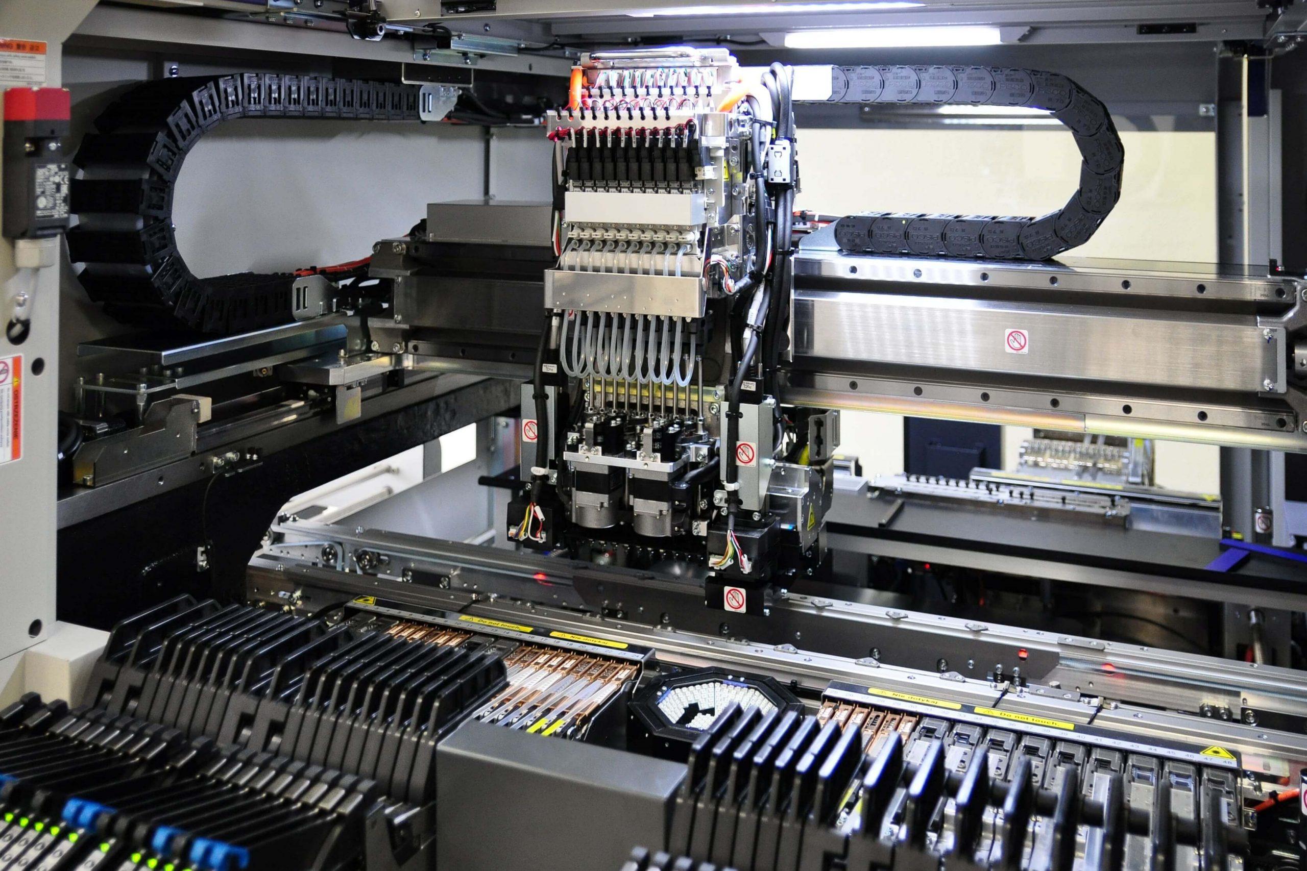 Uruchamialiśmy dla Was kolejne, nowoczesne urządzenia w naszym parku maszynowym